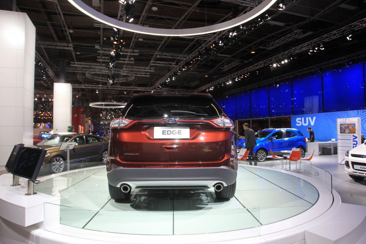 Ford Edge - Salone di Parigi 2014
