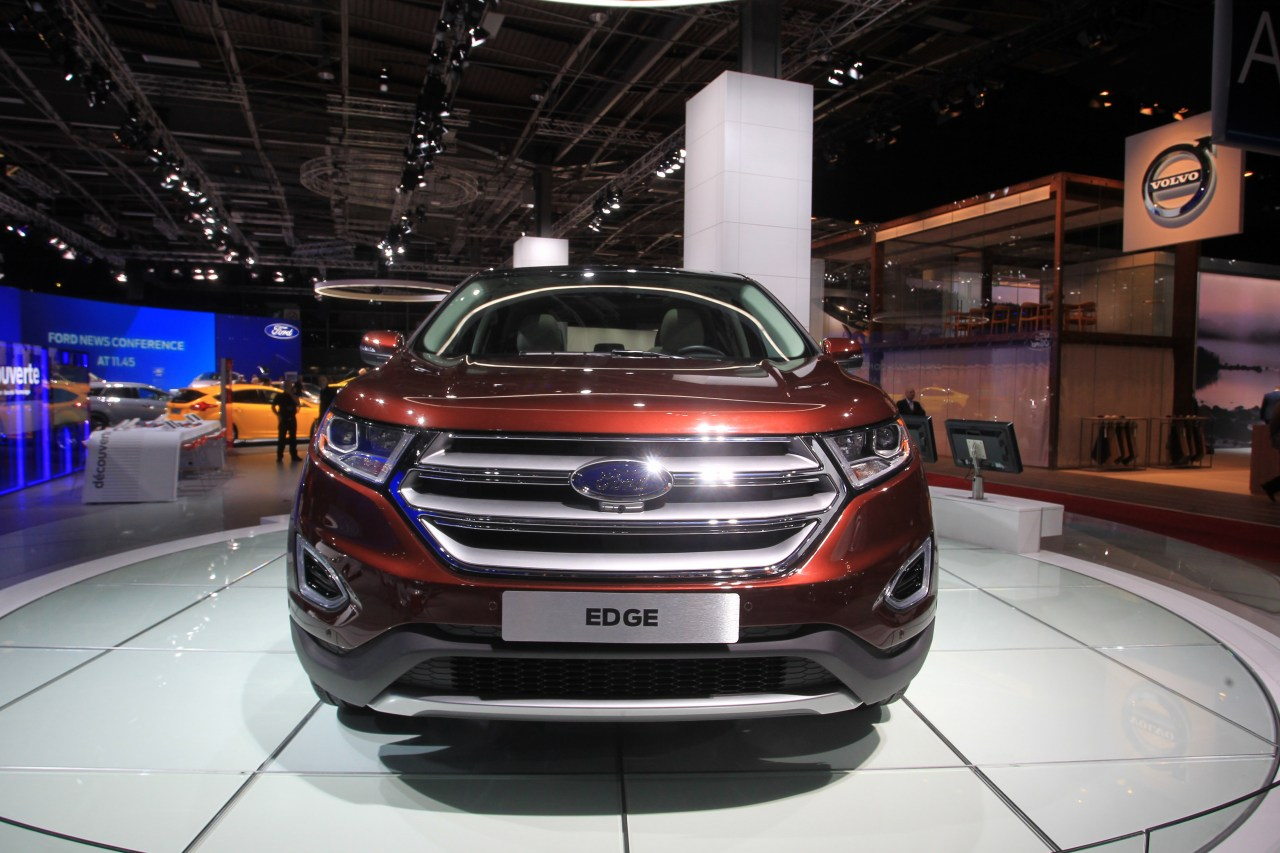 Ford Edge - Salone di Parigi 2014