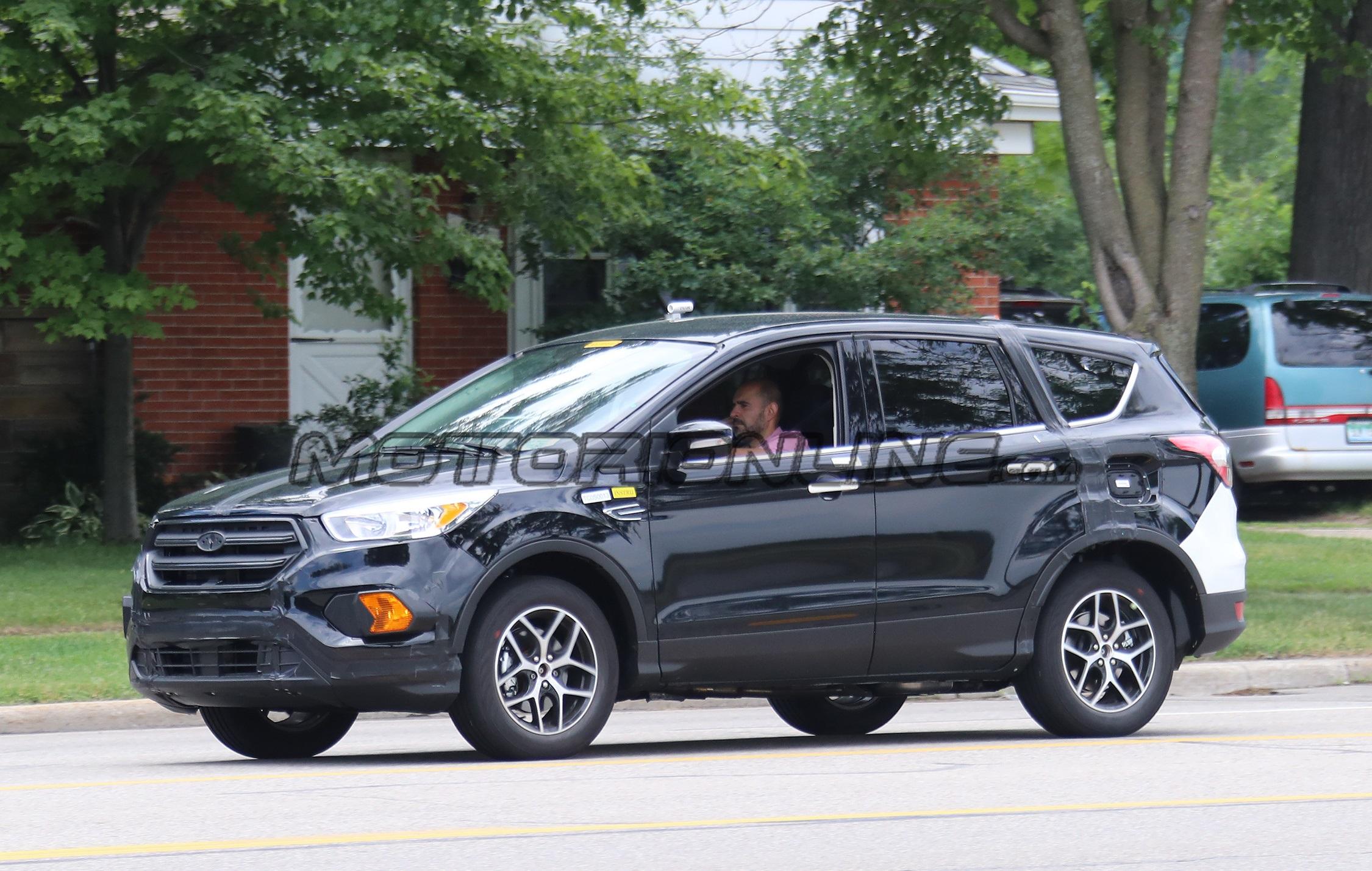 Ford Escape MY 2020 - Foto spia 26-06-2017