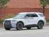 Ford Explorer FX4 - Foto spia 23-9-2020