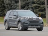 Ford Explorer King Ranch - Foto spia 11-1-2021