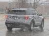 Ford Explorer MY 2020 foto spia 27 novembre 2018