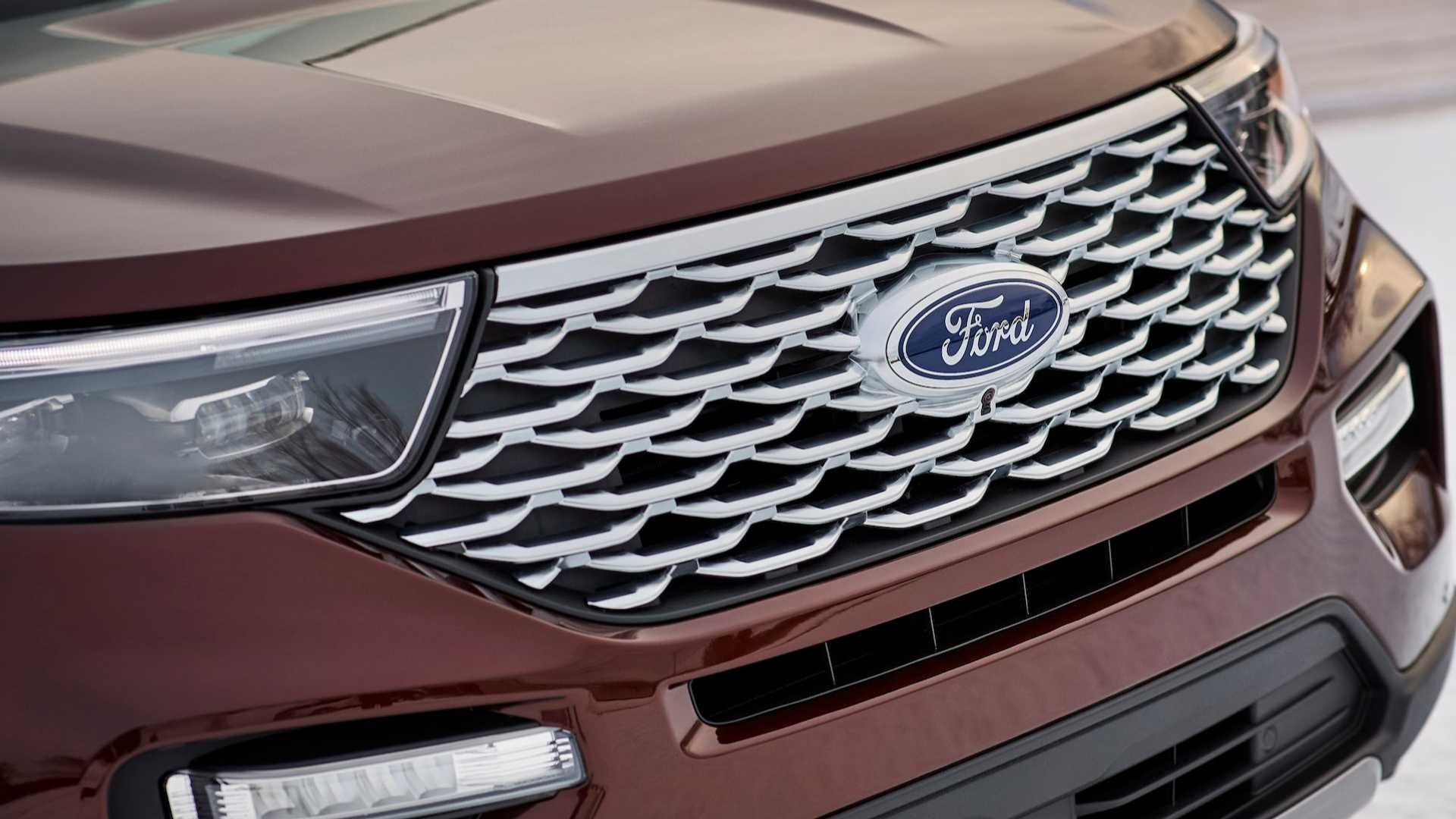Ford Explorer MY 2020