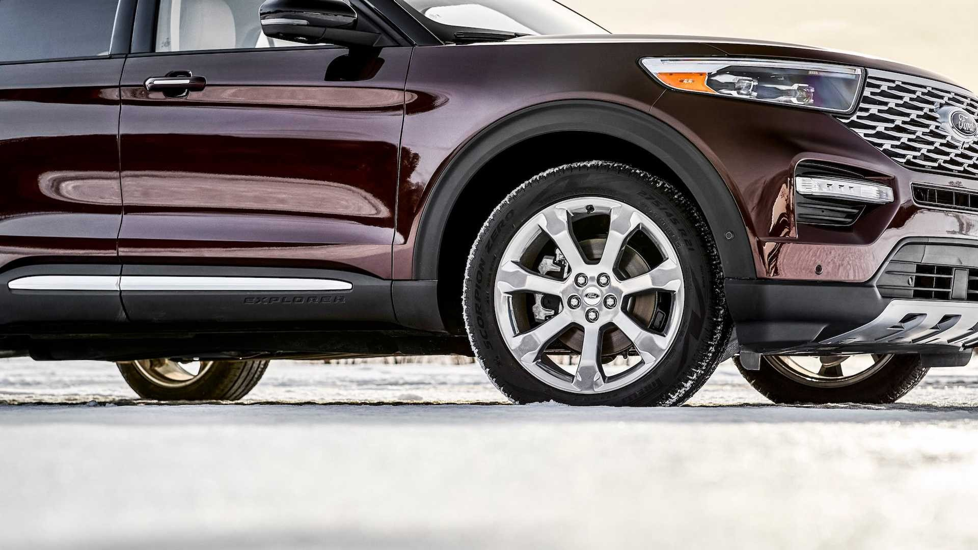 Ford Explorer MY 2020