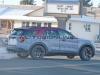 Ford Explorer ST foto spia 6 dicembre 2018