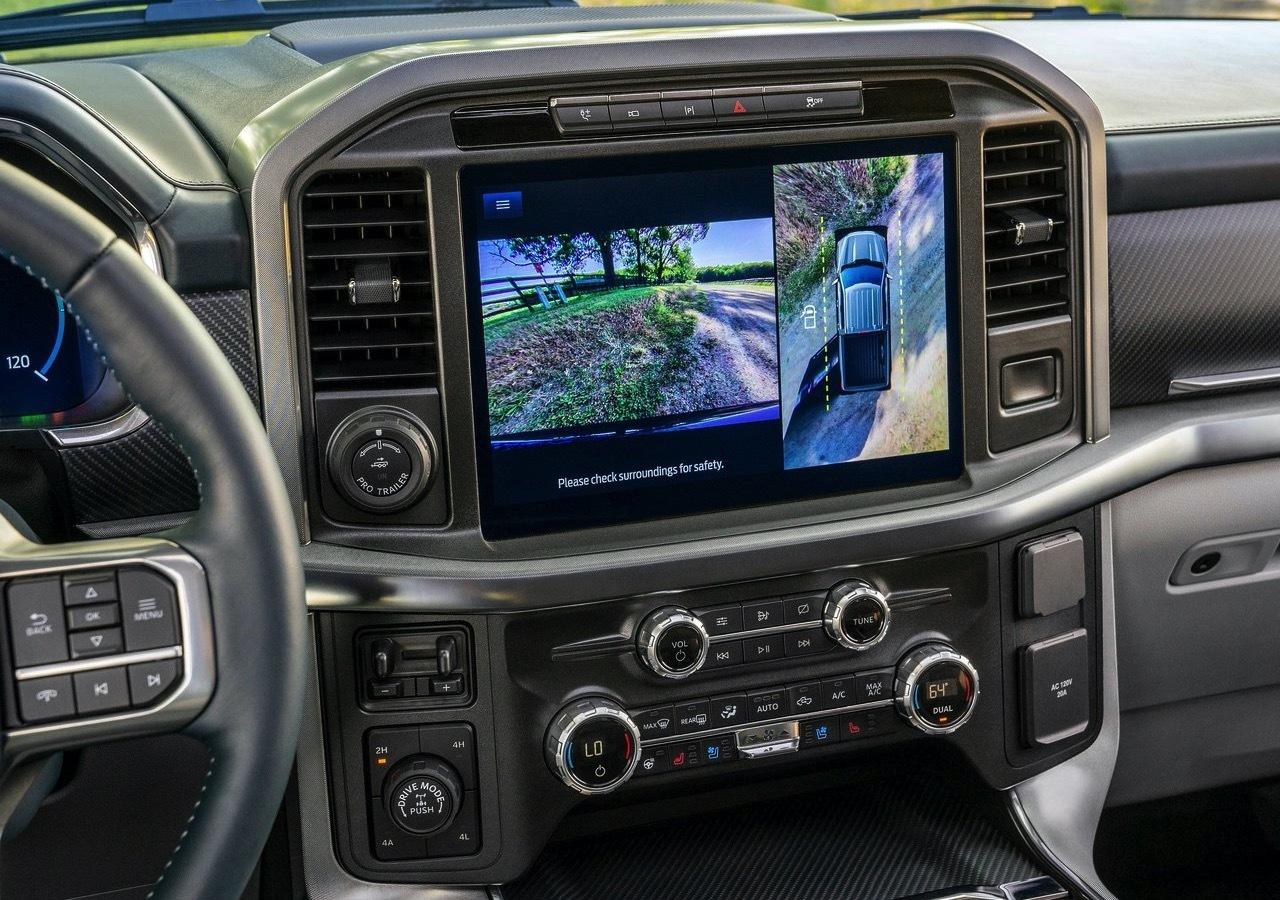 Ford F-150 2021 - Foto Ufficiali