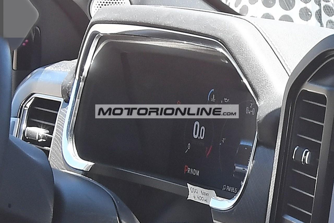 Ford F-150 Platinum - Foto spia 11-6-2020