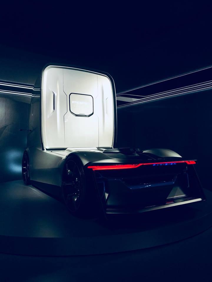 Ford F-Vision Future Truck Concept