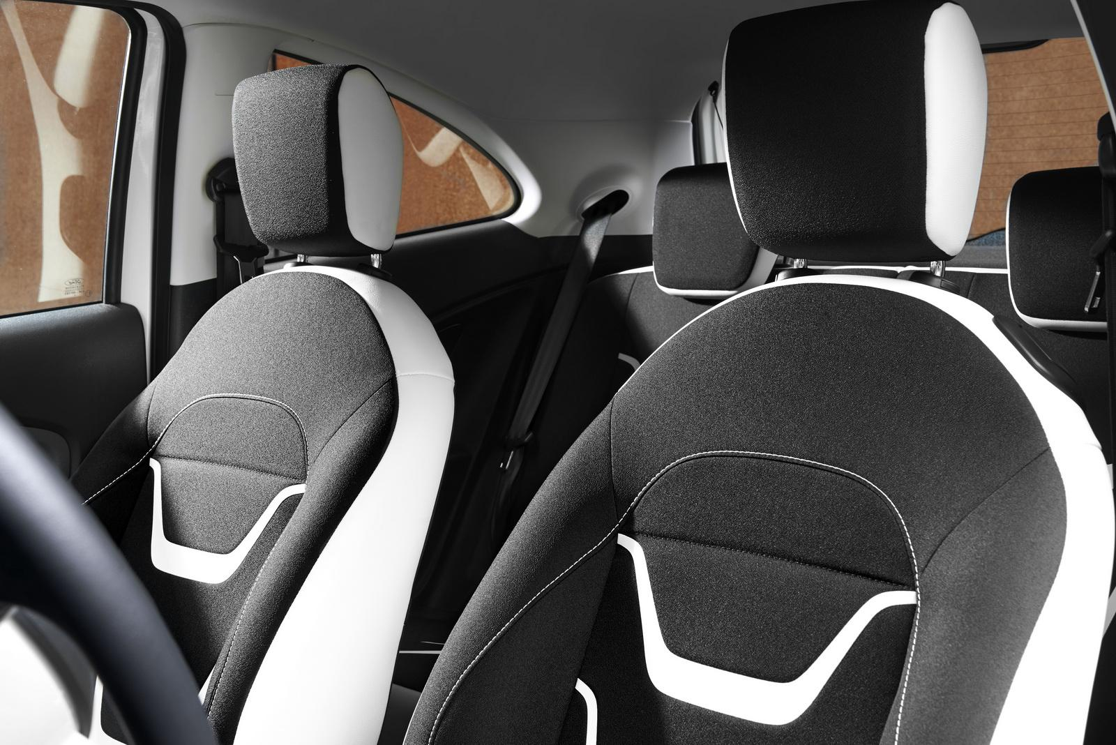 ford fiesta e ford ka black and white edition 5 14. Black Bedroom Furniture Sets. Home Design Ideas