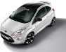 Ford Fiesta e Ford Ka Black and White Edition