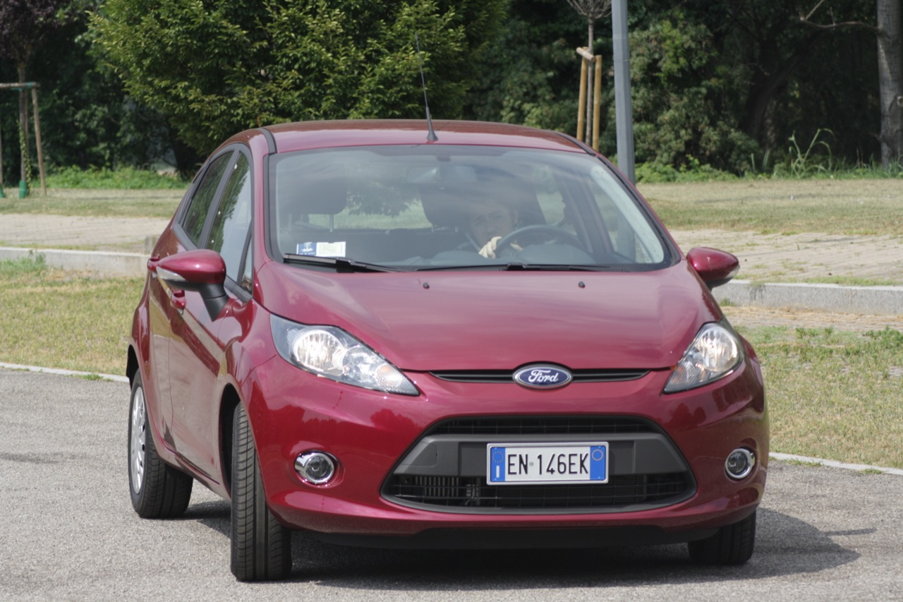ford fiesta test