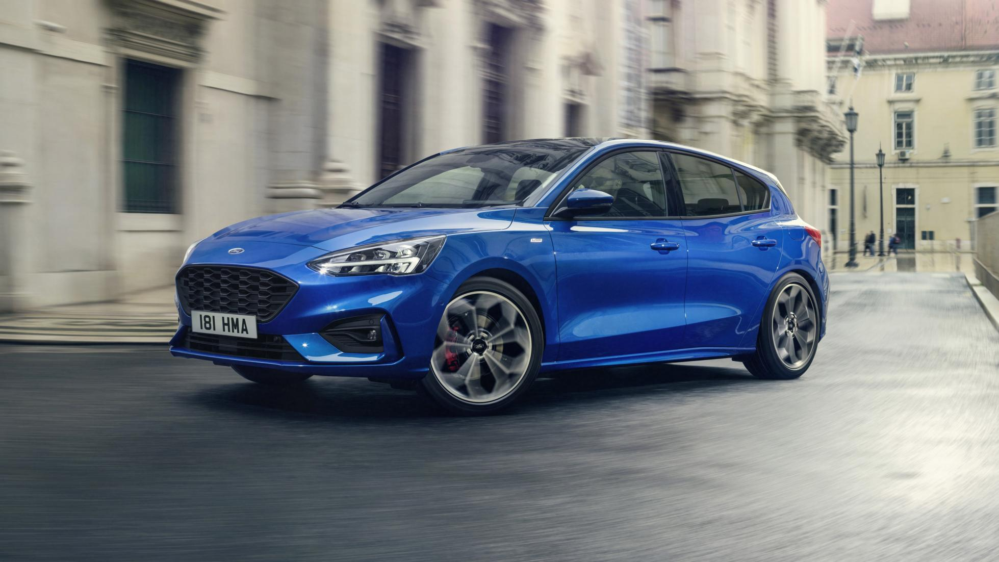 Ford Focus MY 2019