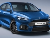 Ford Focus RS 2020 - Rendering