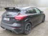 Ford Focus RS: prova su strada