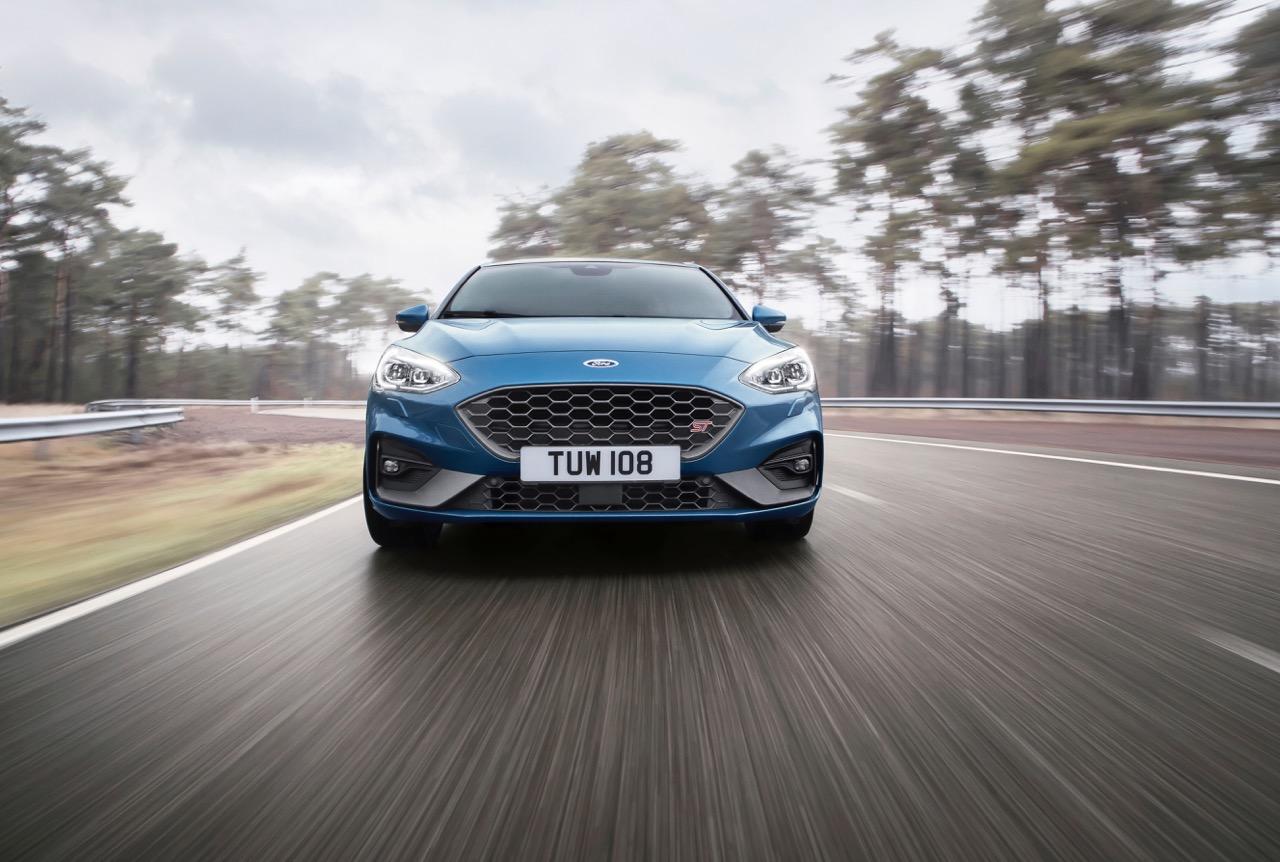 Ford Focus ST 2019 - Foto ufficiali