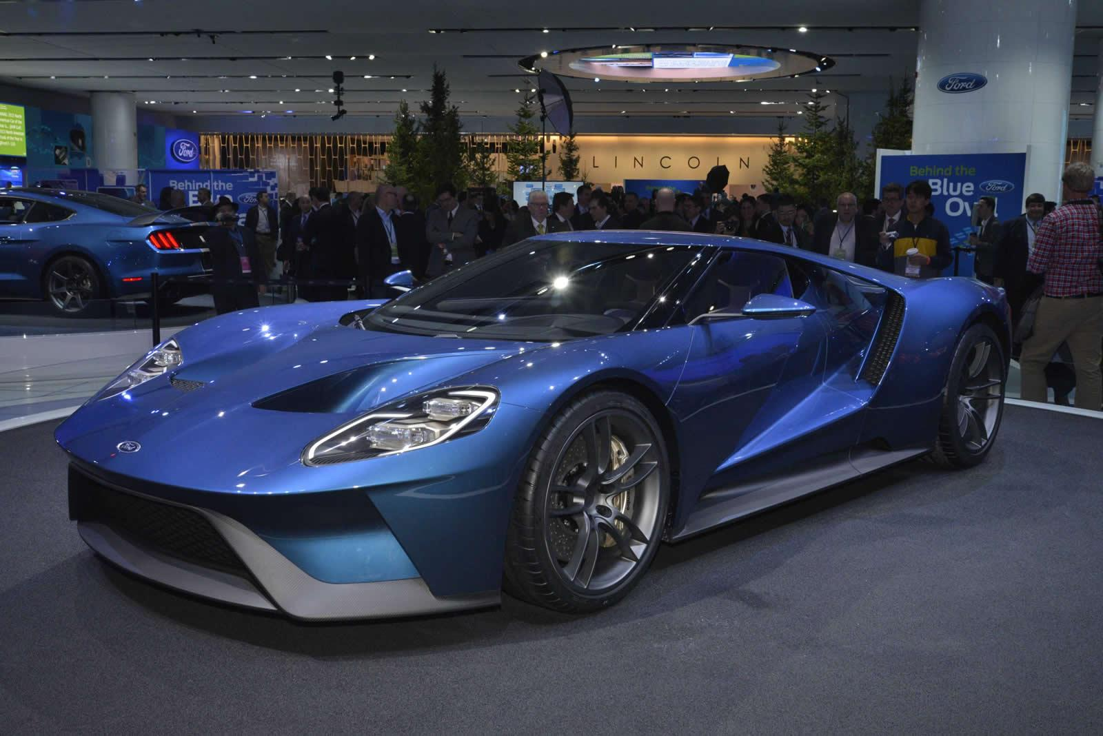 Ford GT - Forza Motorsport 6