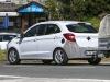 Ford Ka - foto spia (settembre 2015)