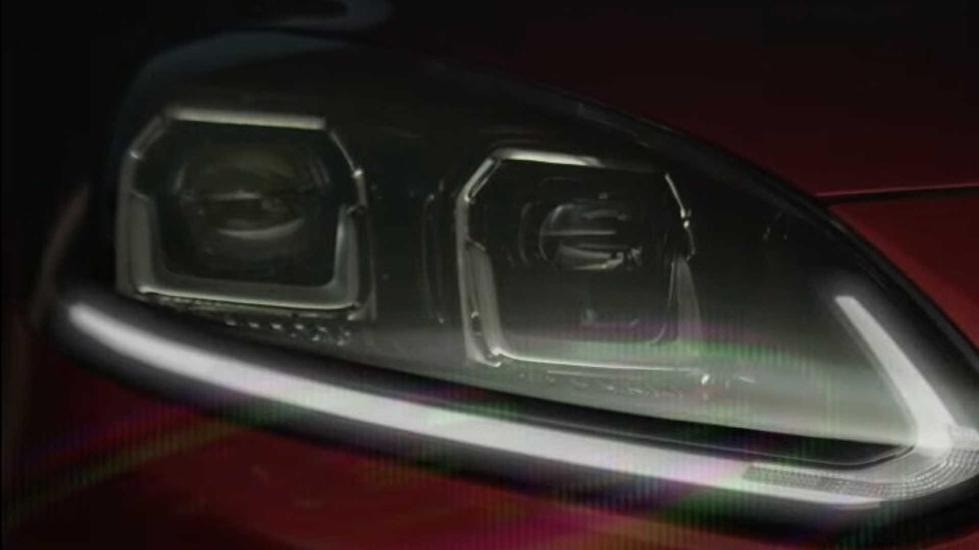 Ford Kuga MY 2020 - Teaser