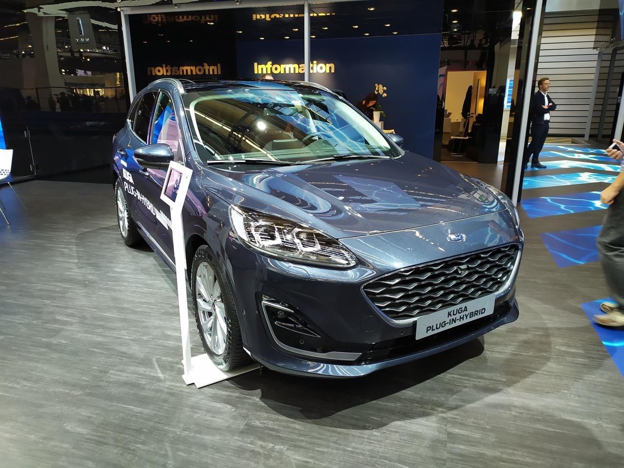 Ford Kuga - Salone di Francoforte 2019