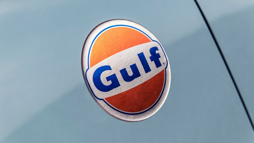 Ford Mustang Gulf Heritage Edition