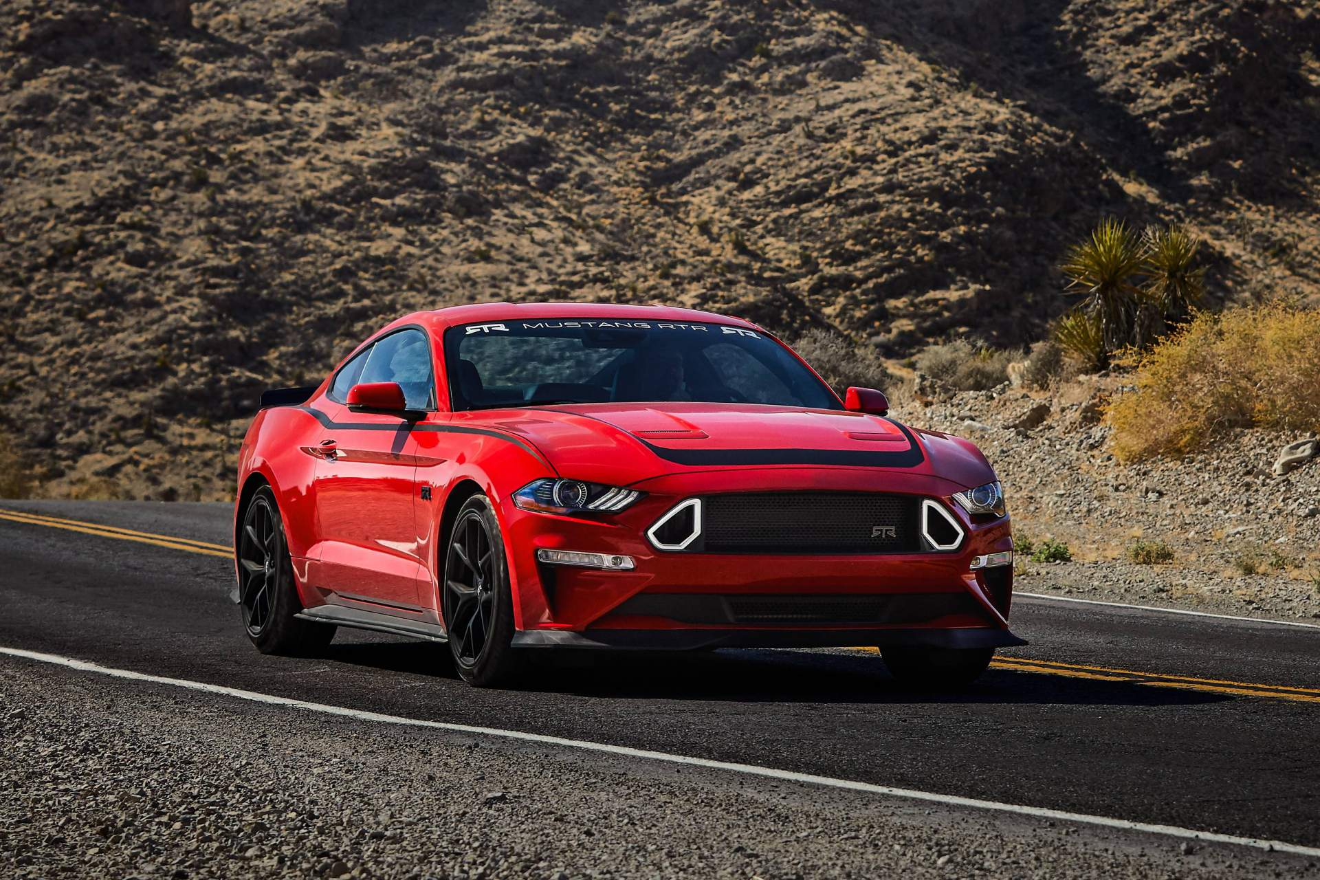 Ford Mustang Series 1 RTR