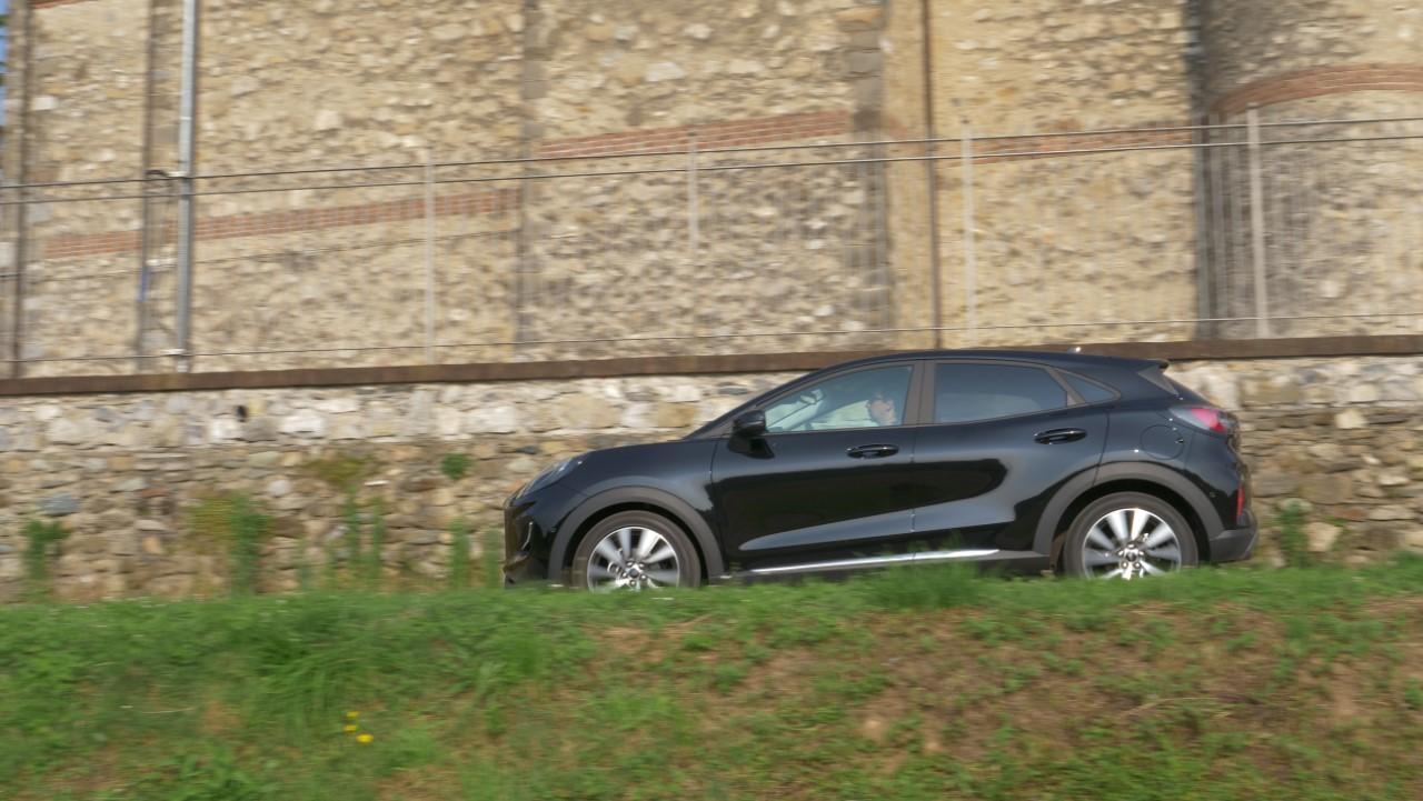 Ford Puma Hybrid - Prova luglio 2020