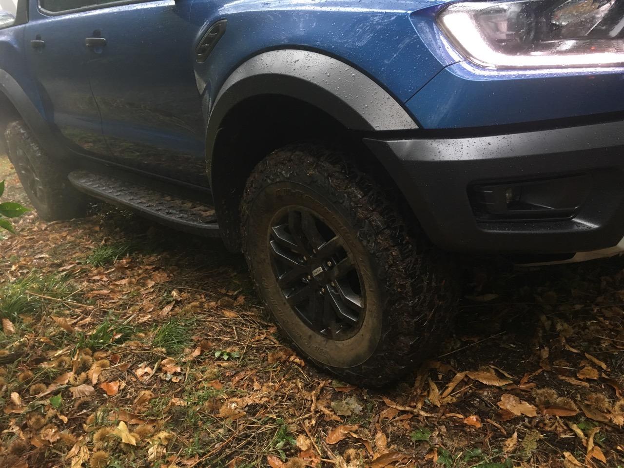 Ford Ranger Raptor - Prova su strada - Como 2019