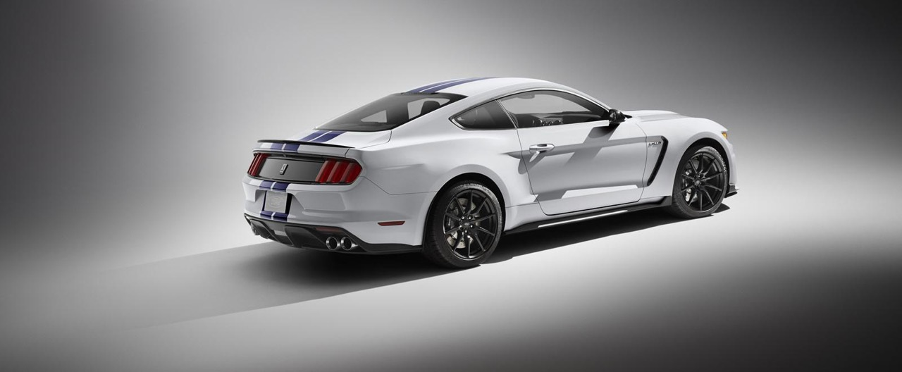 Ford Shelby GT350 Mustang MY 2015