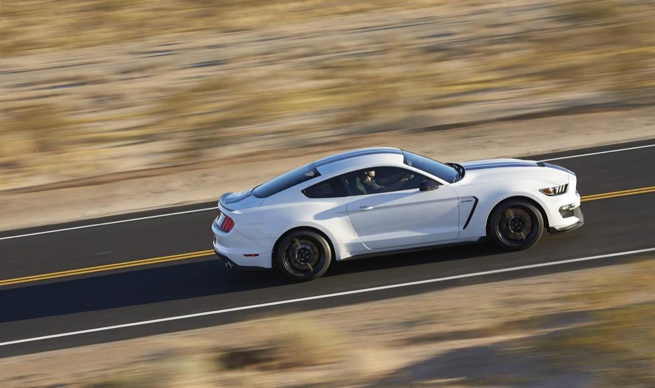Ford Shelby GT350 Mustang MY 2016