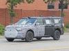 Ford - SUV a tre file - Foto spia 03-08-2020