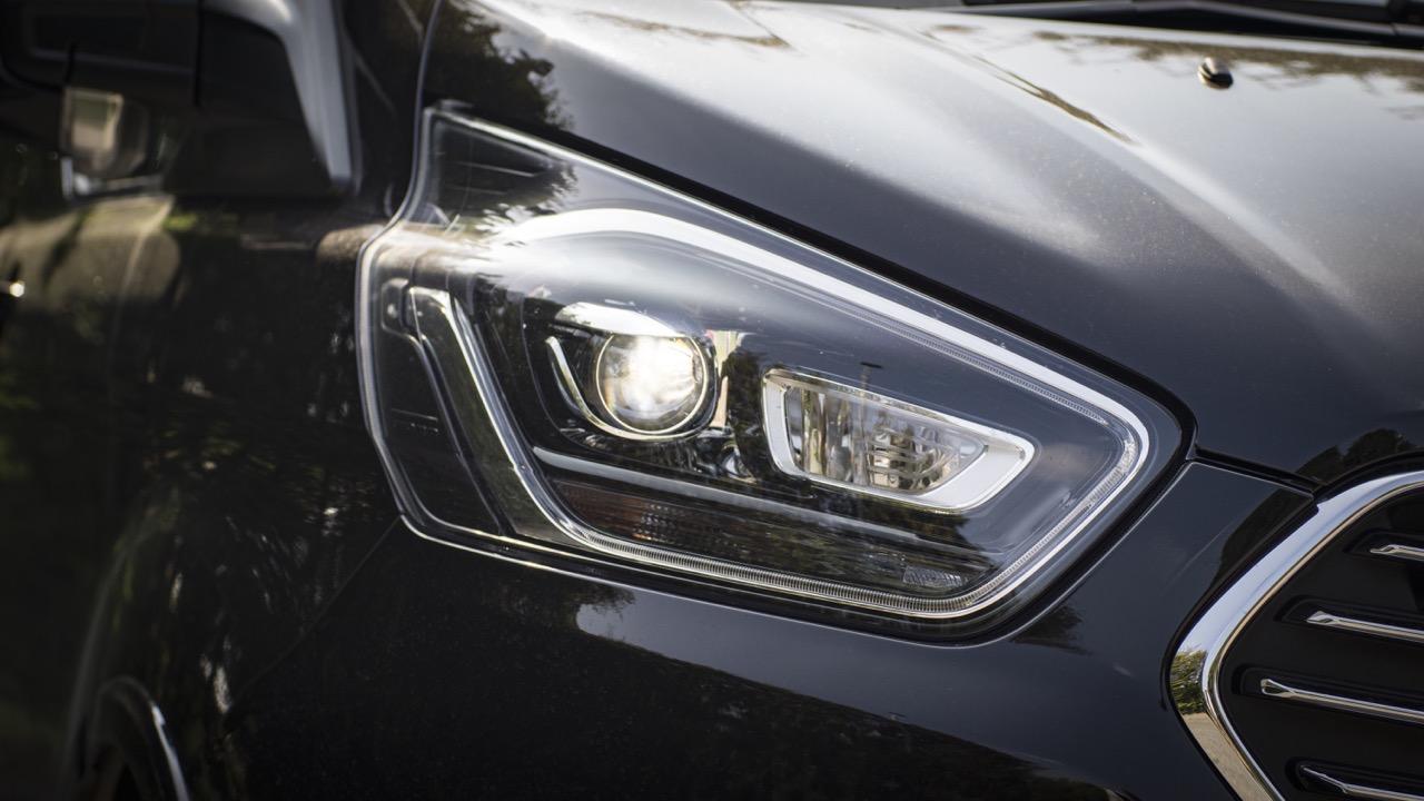 Ford Tourneo Custom - Prova su strada ottobre 2018