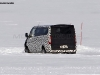 Ford Transit Facelift - foto spia 19.03.2015