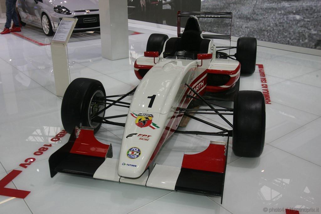Formula Abarth motorshow Bologna 2010