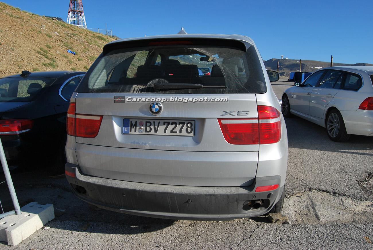 Foto spia della nuova BMW X5