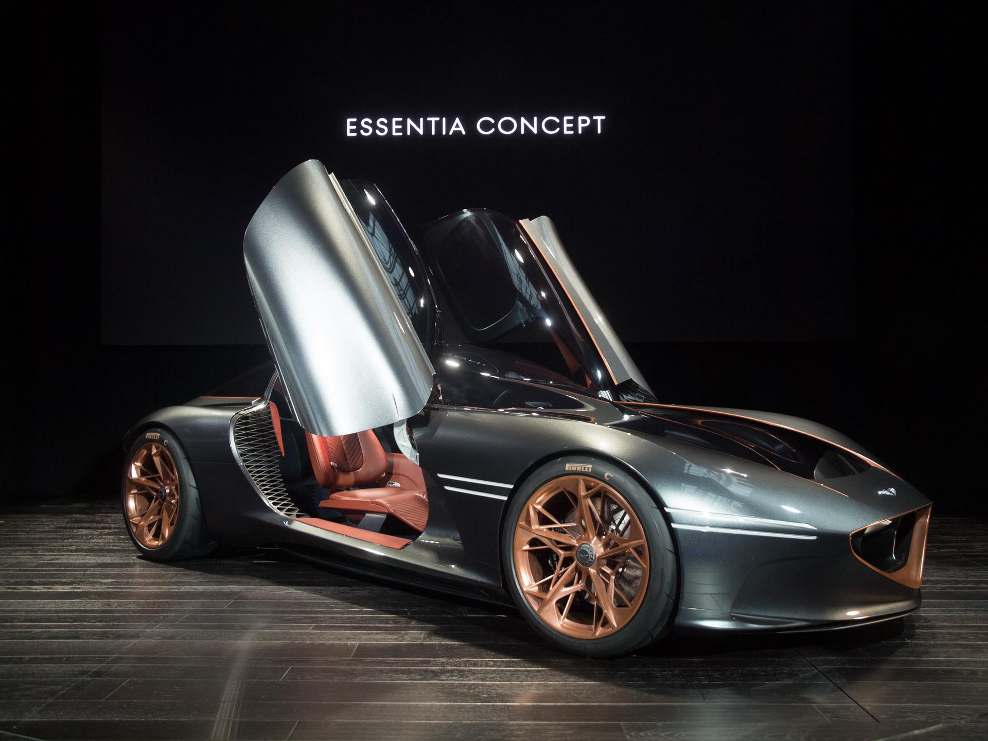 Genesis Essentia Concept