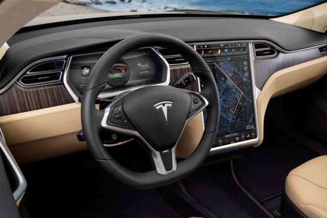 Glass Tesla