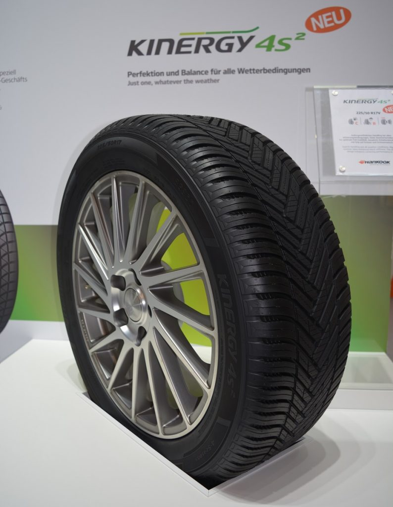 Hankook Kinergy 4S2