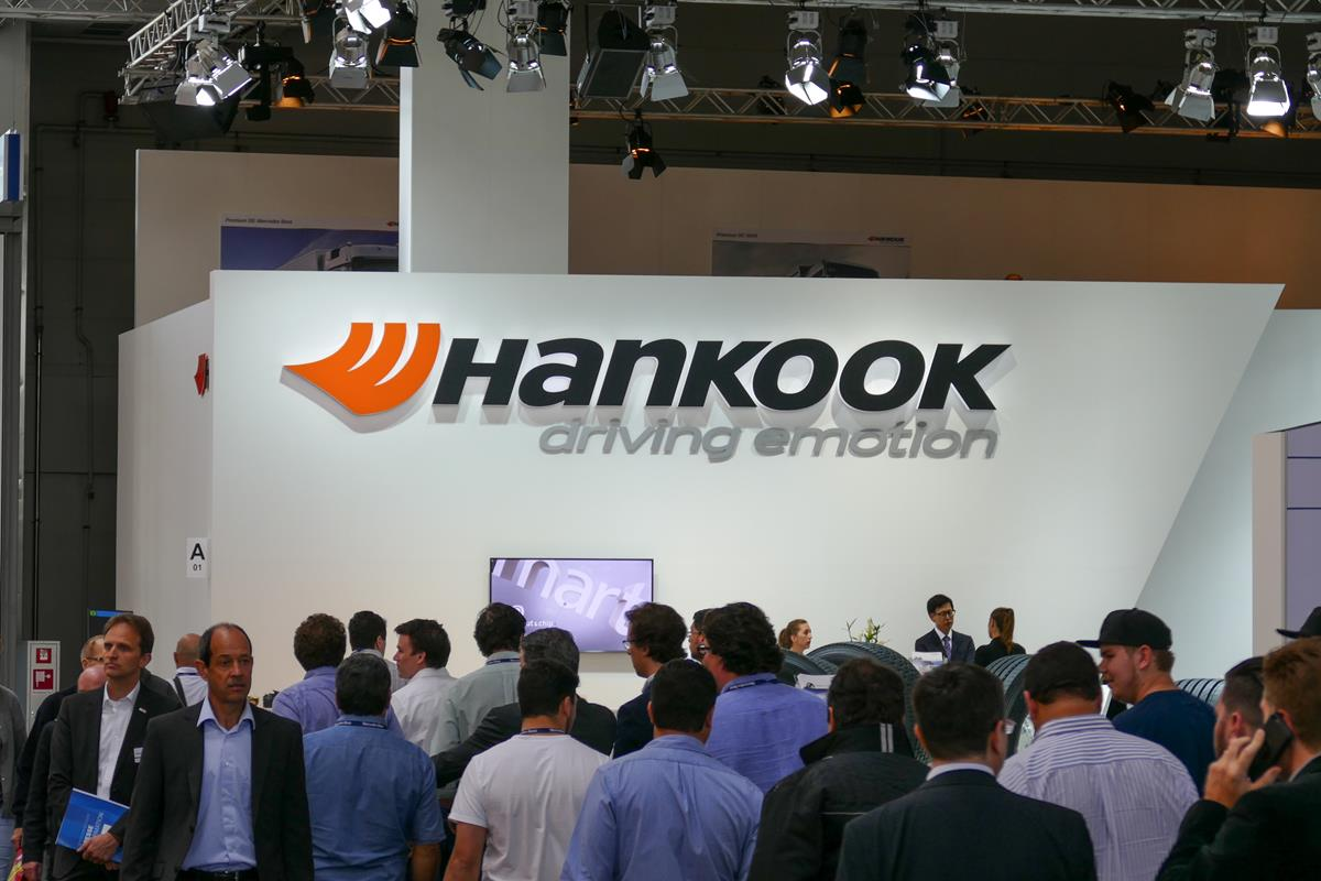 Hankook - Transpotec Logitec 2017