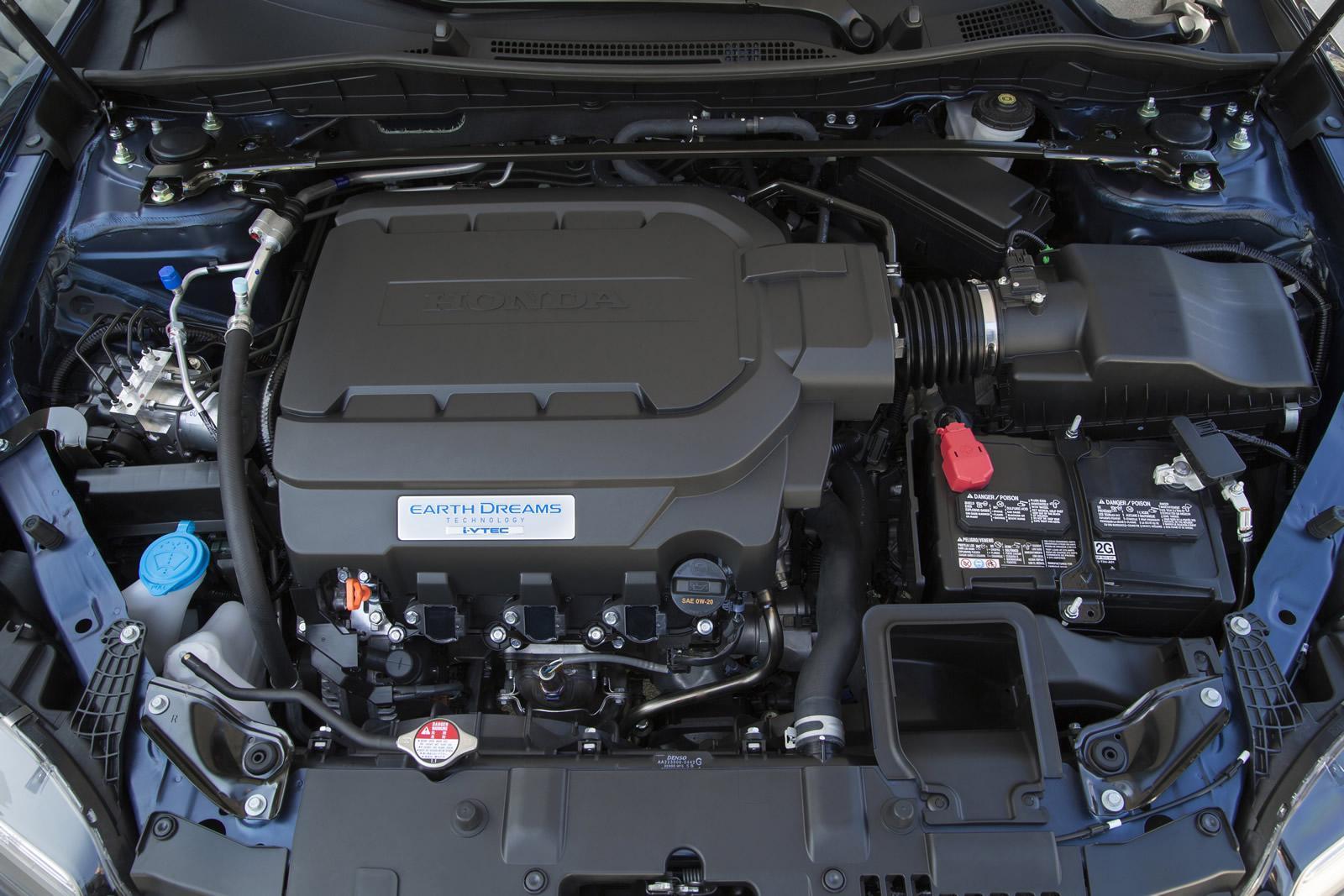 Honda Accord Coupe MY 2016