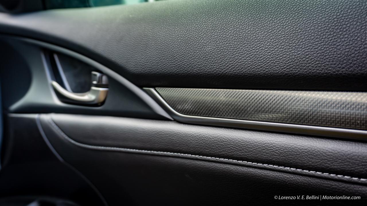Honda Civic 1.6 Diesel 2019 - Prova su Strada