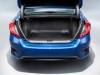 Honda Civic 4 porte Foto Stampa Salone di Parigi 2016