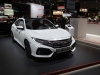 Honda Civic 5 porte - Salone di Parigi 2016