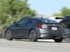 Honda Civic Coupe nuove foto spia 19 luglio 2016