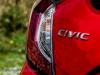 Honda Civic MY 2017 - Primo Contatto