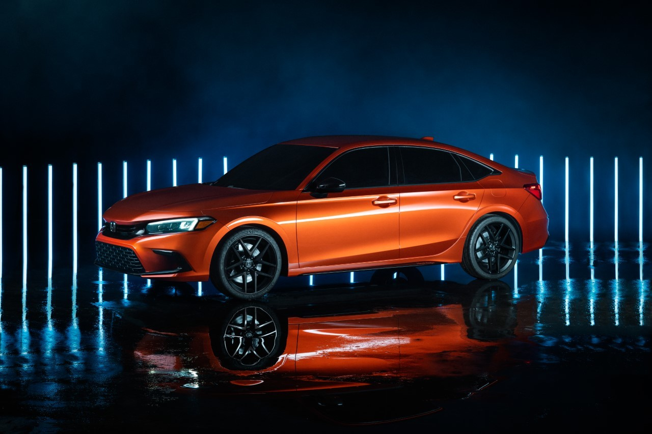 Honda Civic Prototype 2022