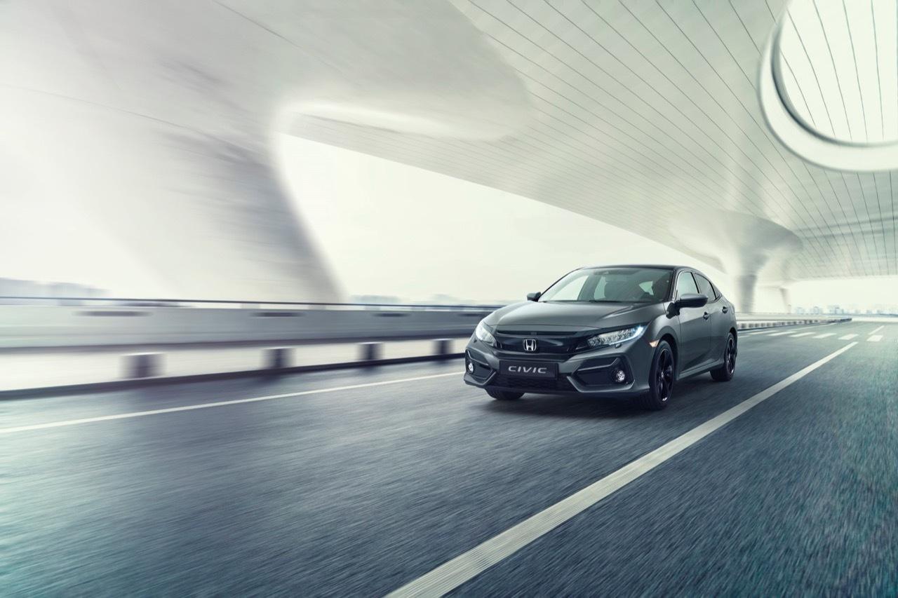 Honda Civic - restyling 2020