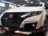 Honda Civic Type R 2015 - Foto spia 02-03-2015