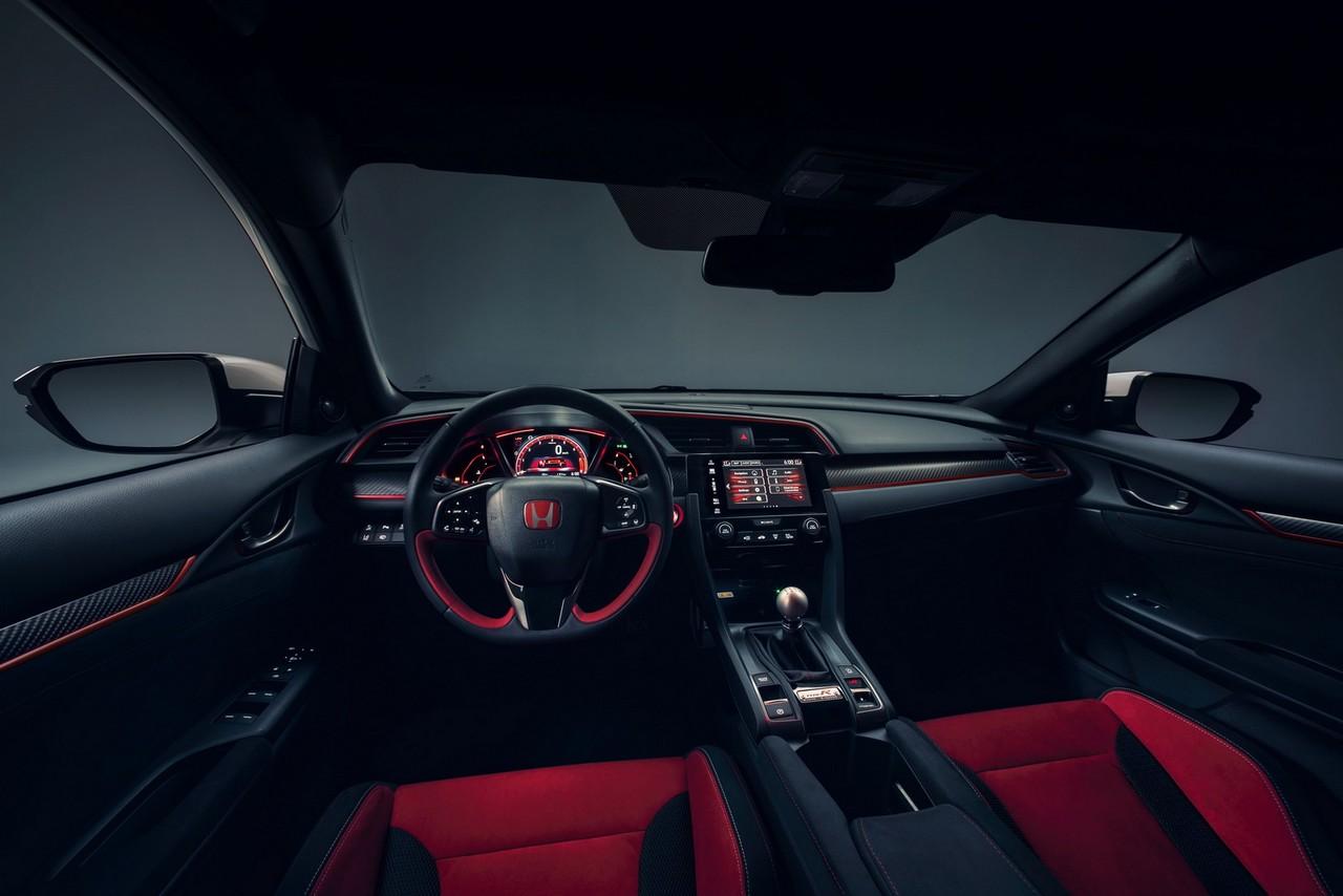 Honda Civic Type R 2017 Ring