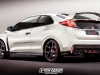 Honda Civic Type R by X-Tomi design