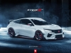 Honda Civic Type R Coupe - render by Wild Speed